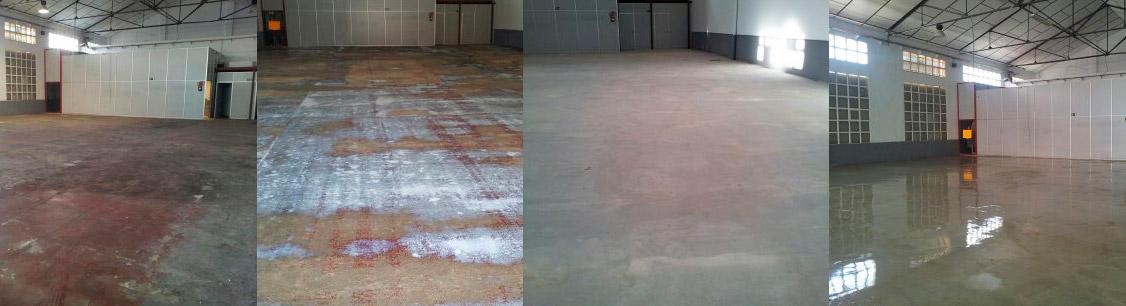 Autonivelantes cementosos tratamiento resina epoxi for Baldosas para garaje