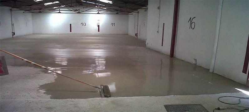 autonivelante cementoso